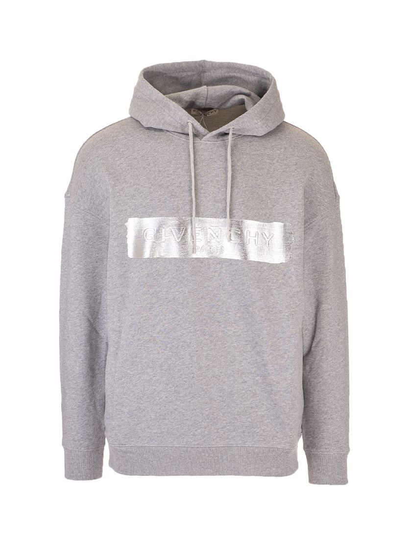 Givenchy GIVENCHY MEN'S GREY OTHER MATERIALS SWEATSHIRT