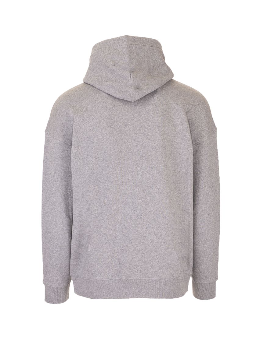 GIVENCHY Cottons GIVENCHY MEN'S GREY OTHER MATERIALS SWEATSHIRT