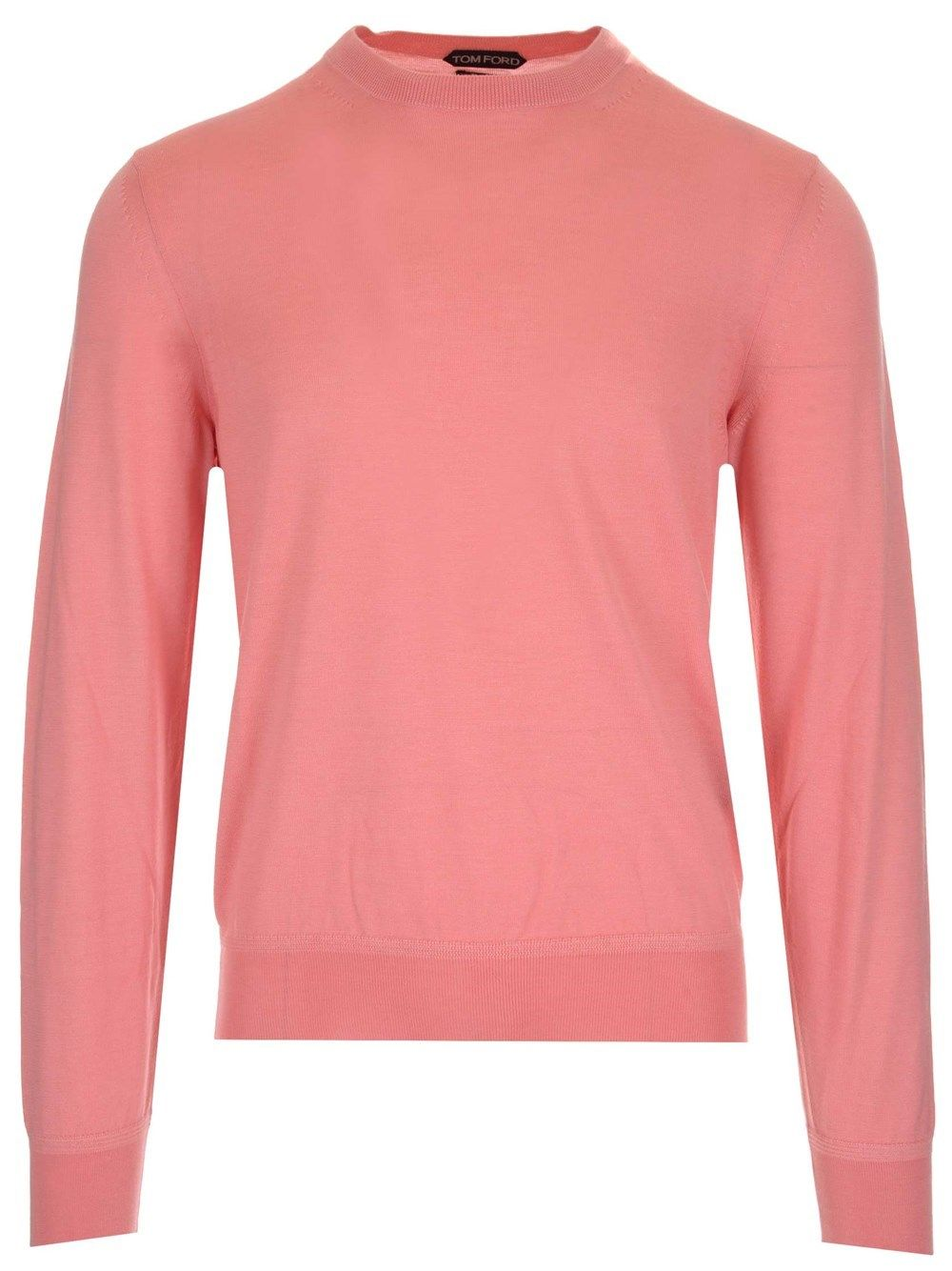 Tom Ford TOM FORD MEN'S PINK OTHER MATERIALS SWEATER