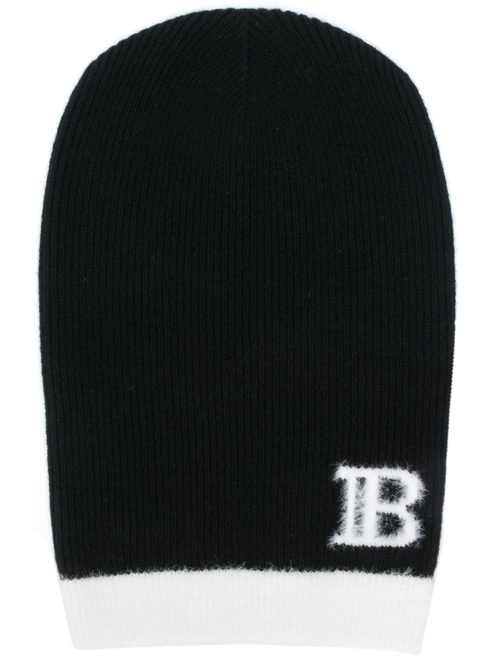 Balmain BALMAIN WOMEN'S BLACK WOOL HAT