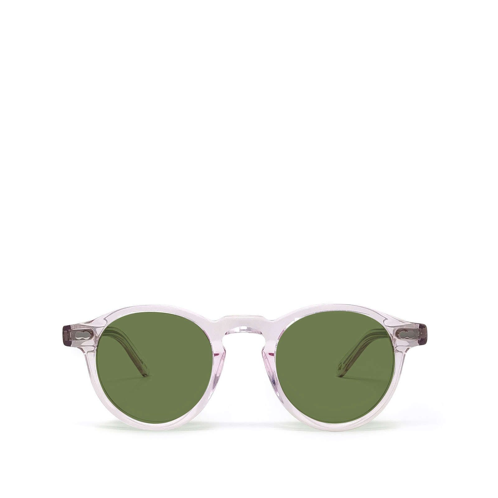 Moscot MOSCOT WOMEN'S PINK METAL SUNGLASSES
