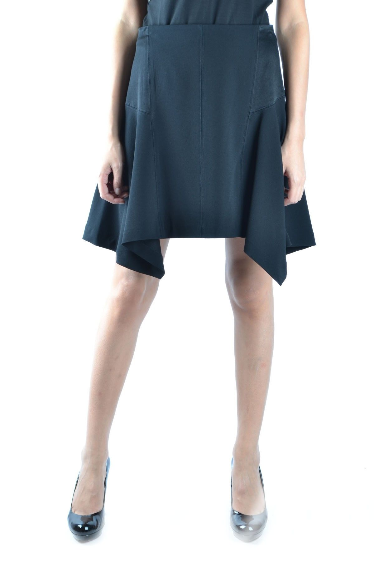 Marc By Marc Jacobs Black Polyamide Skirt