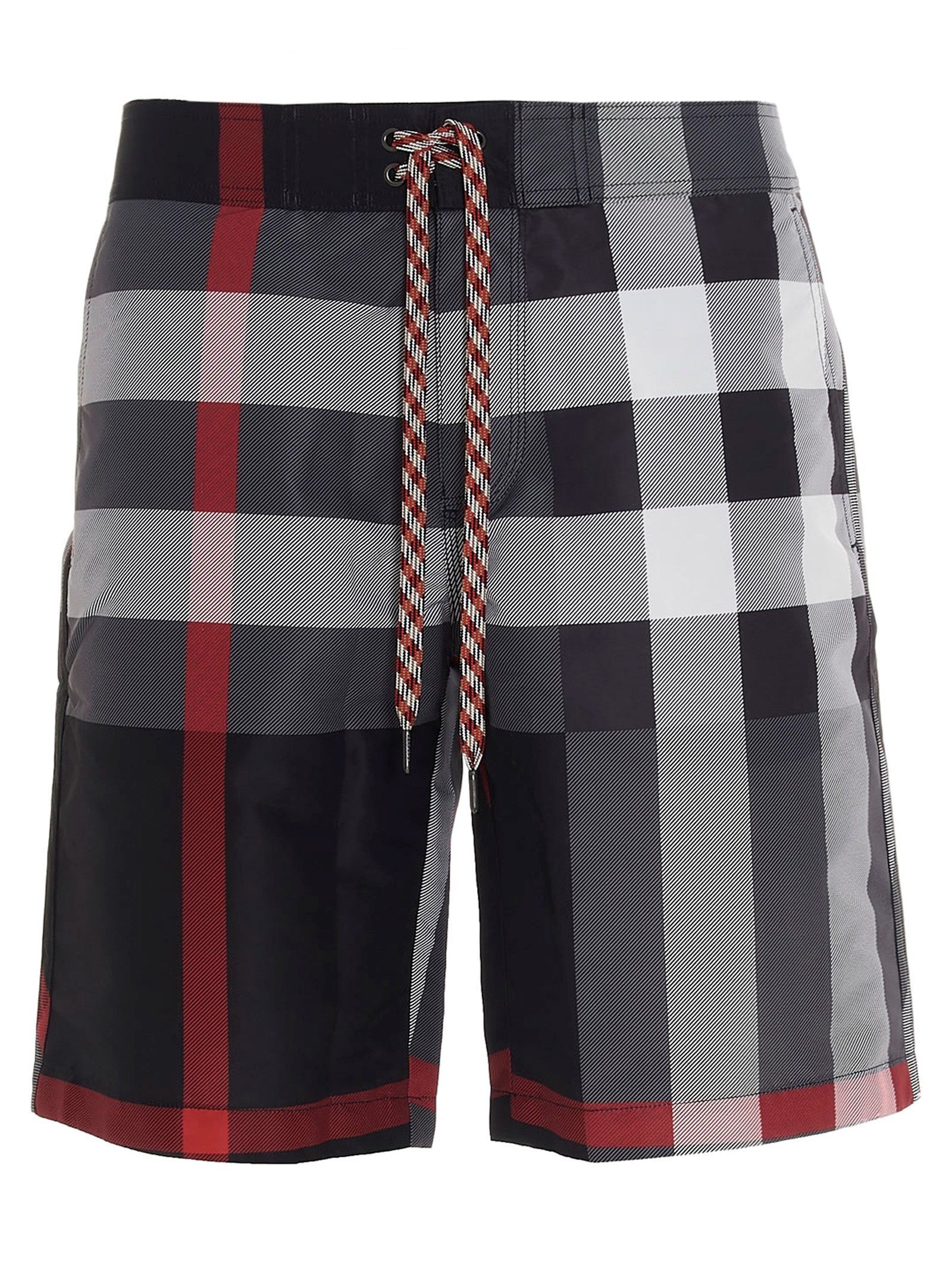 Burberry BURBERRY MEN'S MULTICOLOR OTHER MATERIALS TRUNKS