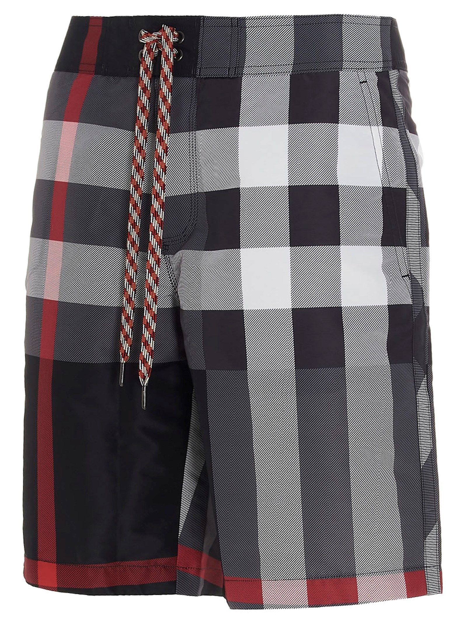 BURBERRY Clothing BURBERRY MEN'S MULTICOLOR OTHER MATERIALS TRUNKS