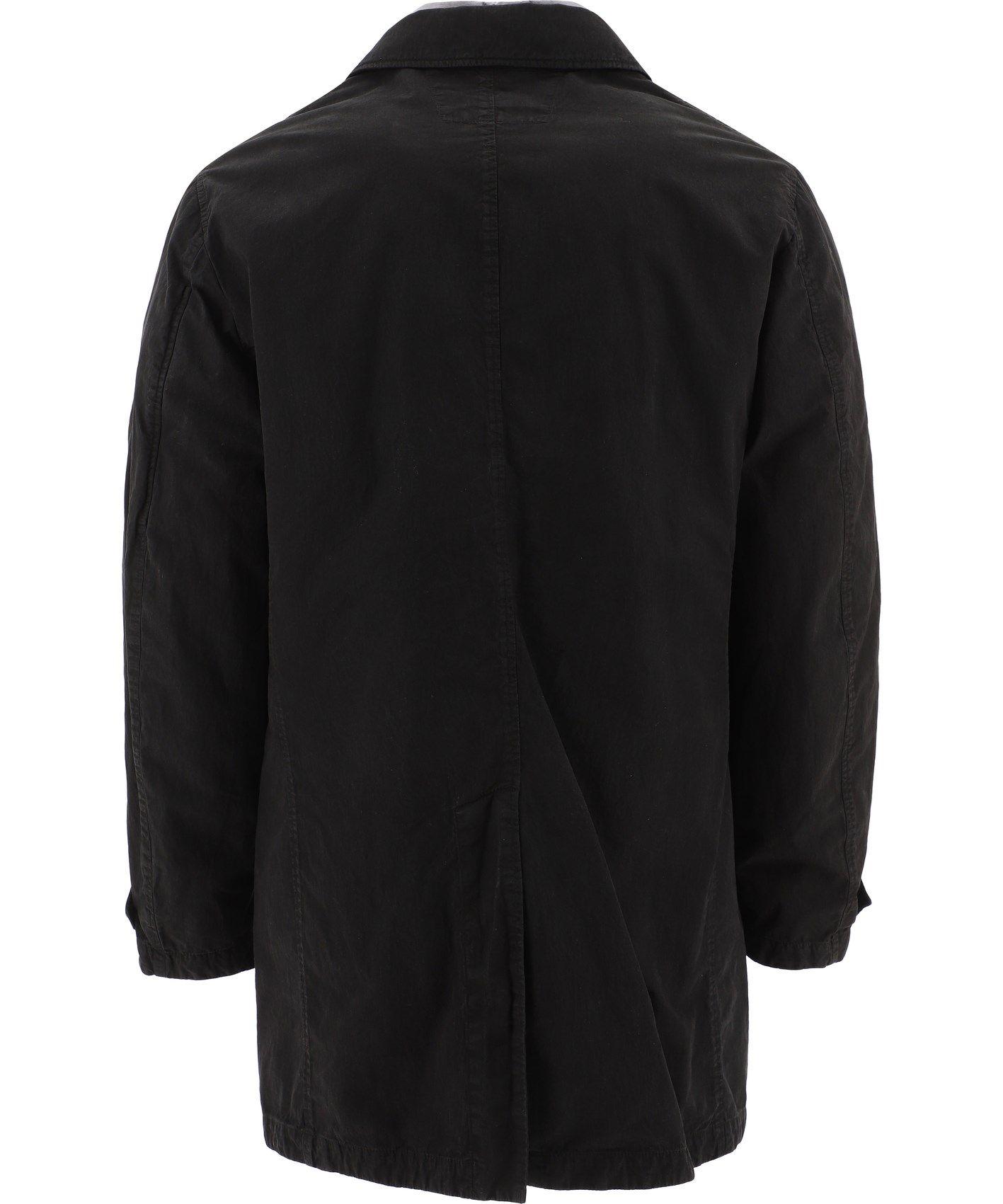 C.P. COMPANY Coats CP COMPANY MEN'S BLACK OTHER MATERIALS COAT