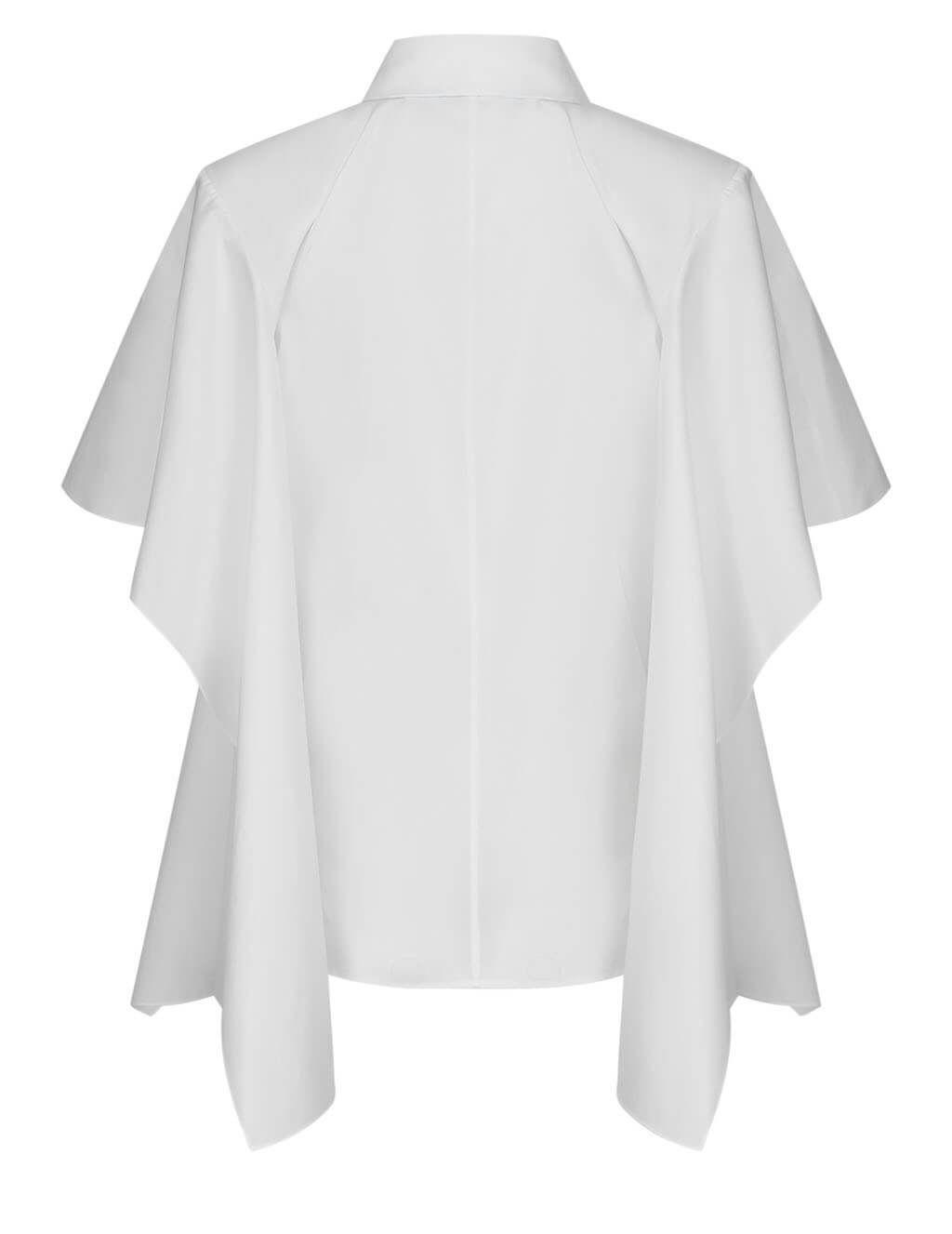 OFF-WHITE T-shirts OFF-WHITE WOMEN'S WHITE COTTON T-SHIRT