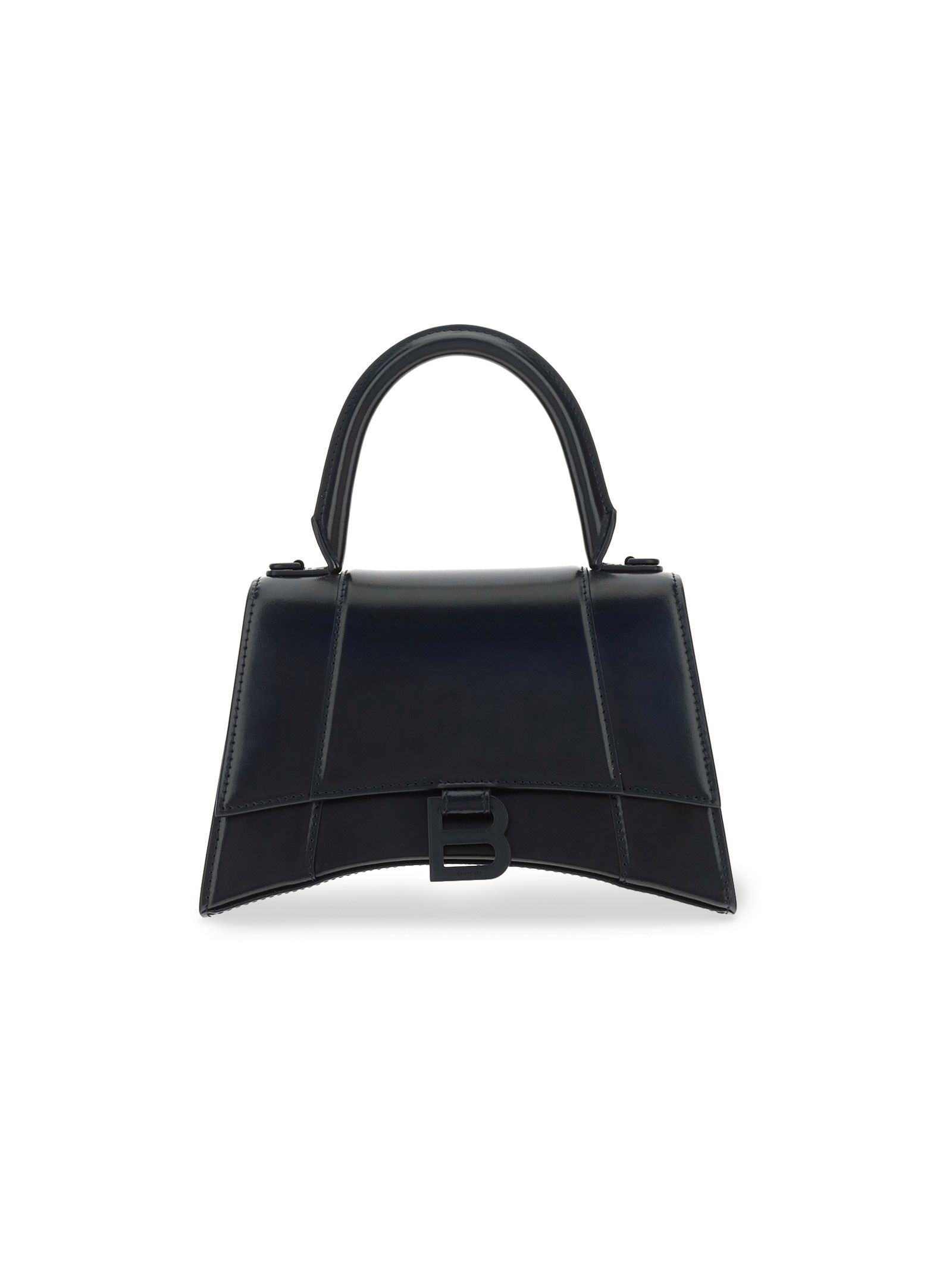Balenciaga Handbags BALENCIAGA WOMEN'S BLACK OTHER MATERIALS HANDBAG