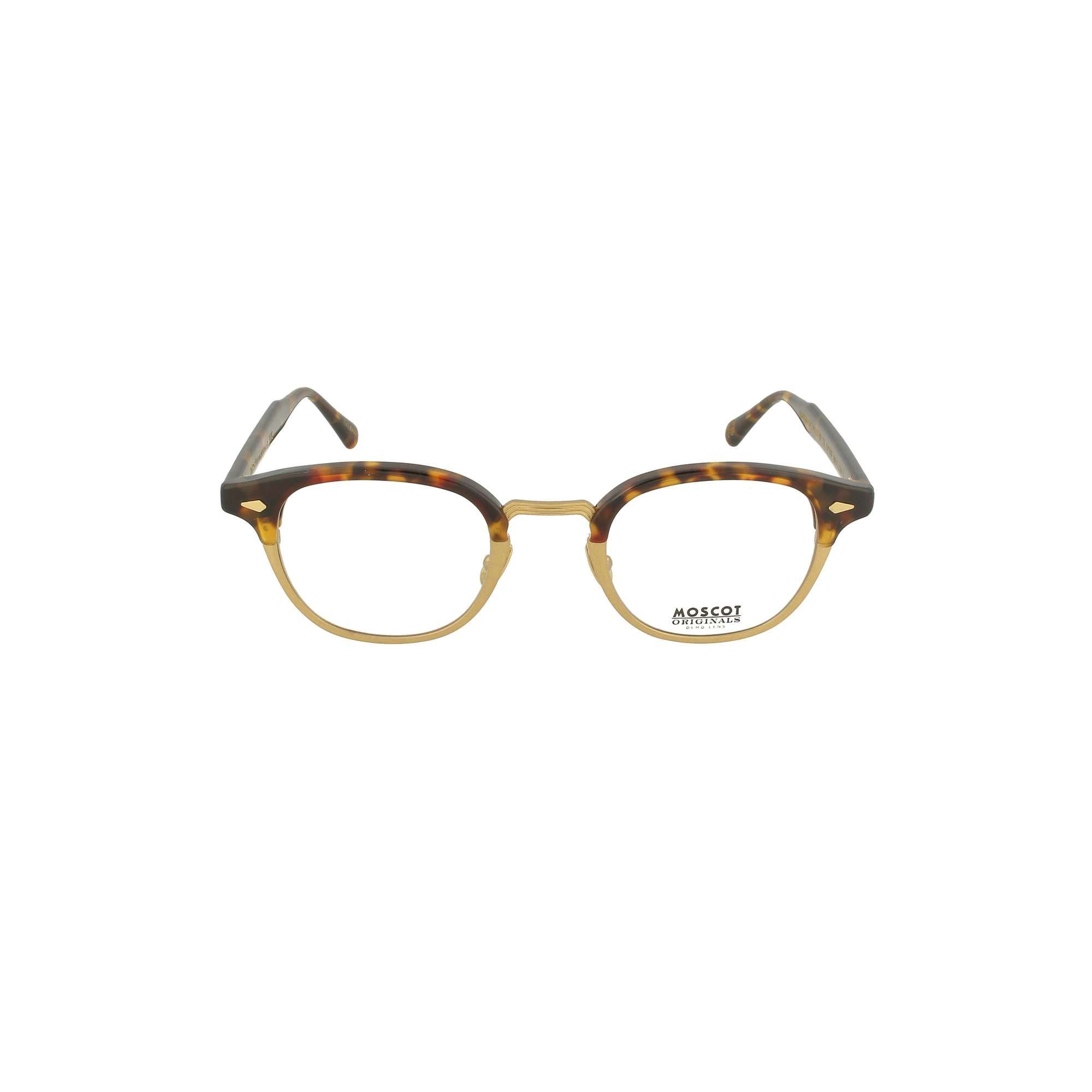 Moscot MOSCOT WOMEN'S BROWN ACETATE GLASSES