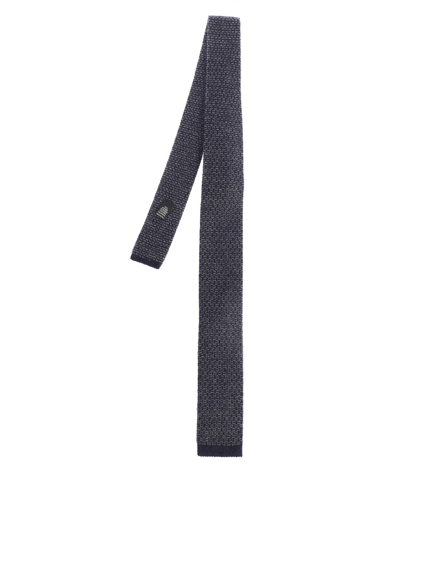 Roda Blue Cashmere Tie