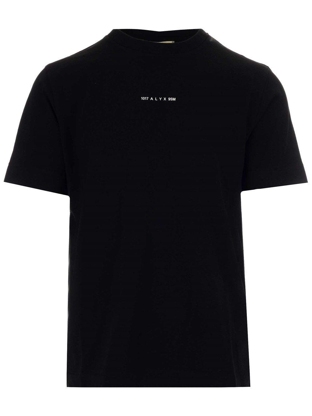 Alyx ALYX MEN'S BLACK OTHER MATERIALS T-SHIRT