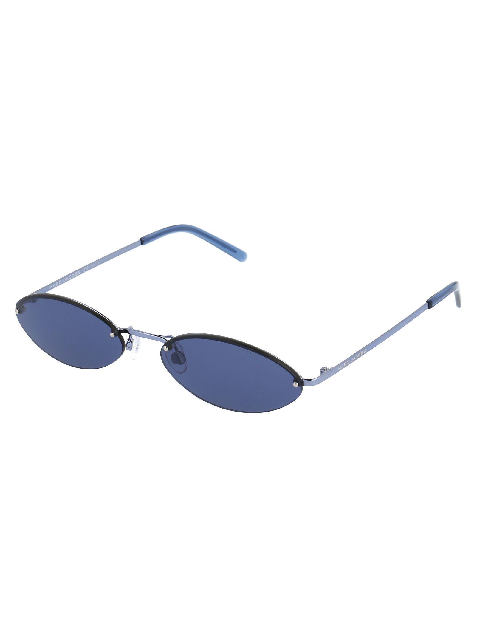 MARC JACOBS Sunglasses MARC JACOBS WOMEN'S MULTICOLOR METAL SUNGLASSES