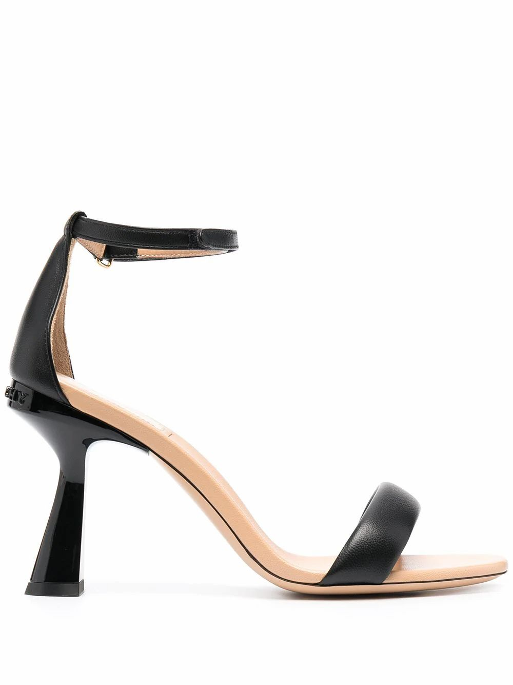 Givenchy Shoes GIVENCHY WOMEN'S BLACK LEATHER SANDALS