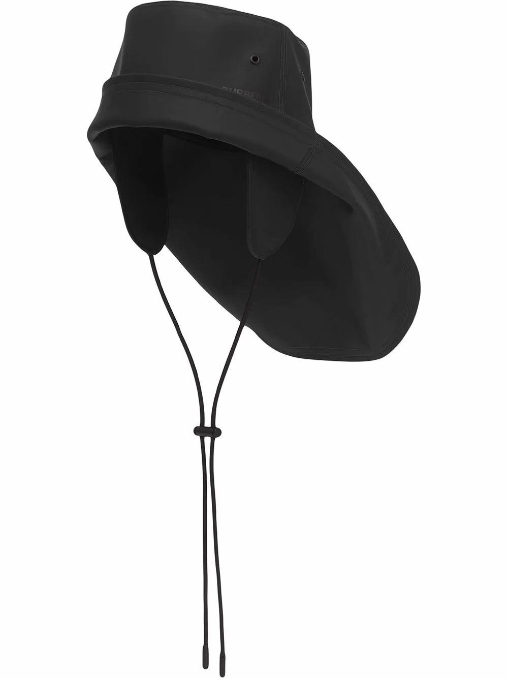 Burberry Hats BURBERRY WOMEN'S BLACK COTTON HAT