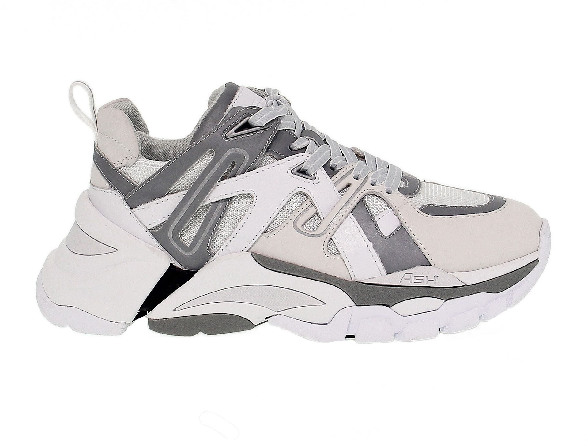 Ash Women's White Other Materials Sneakers
