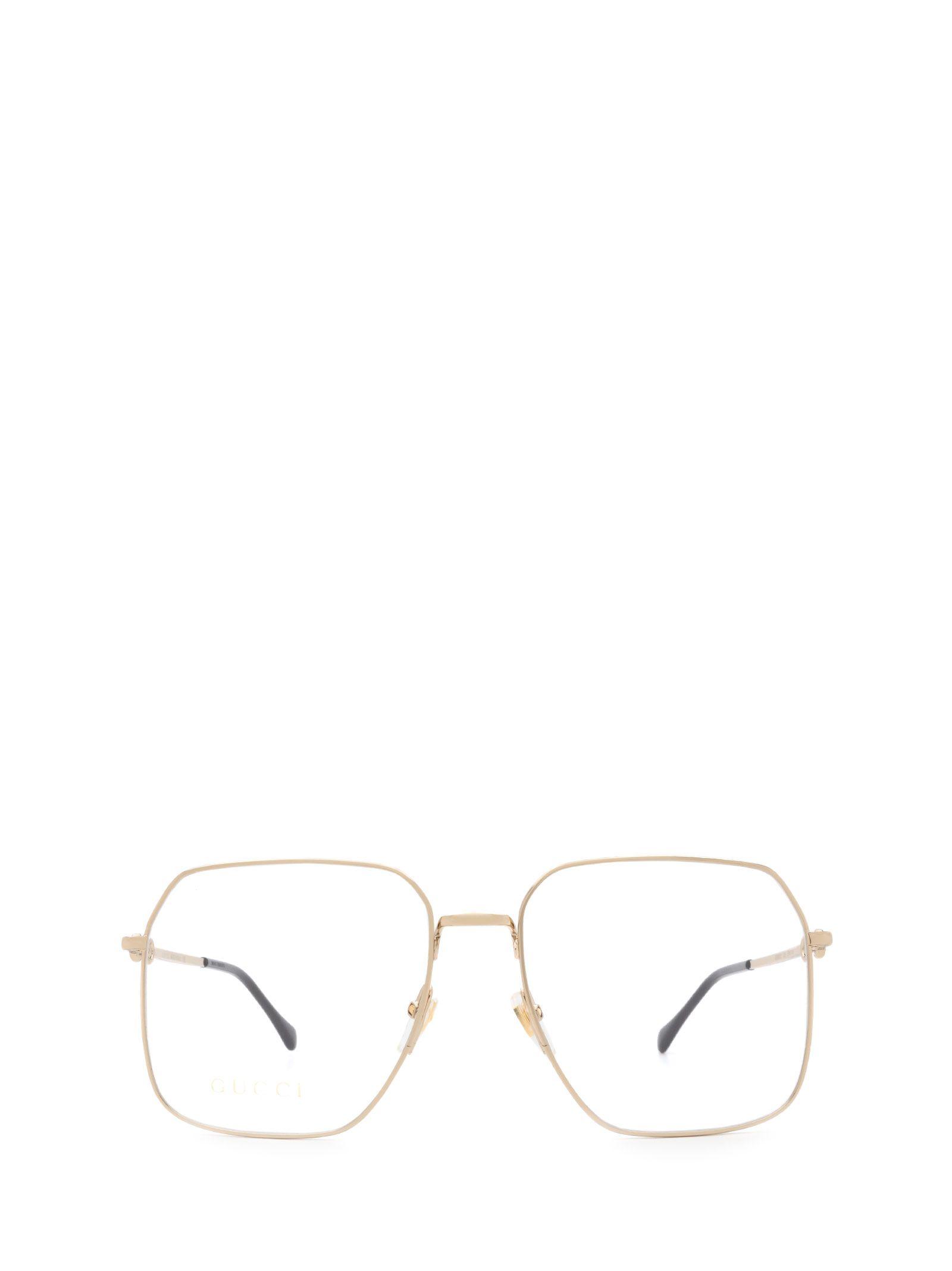 Gucci Opticals GUCCI WOMEN'S MULTICOLOR METAL GLASSES
