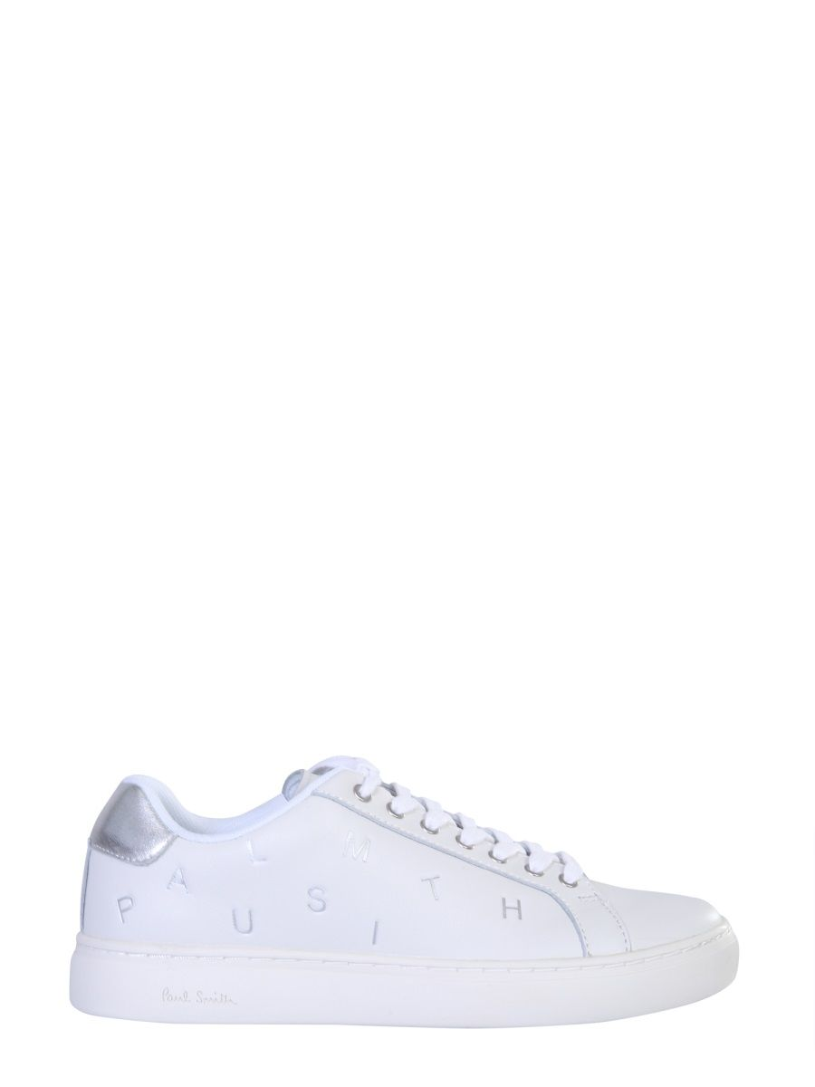 Paul Smith PAUL SMITH WOMEN'S WHITE LEATHER SNEAKERS