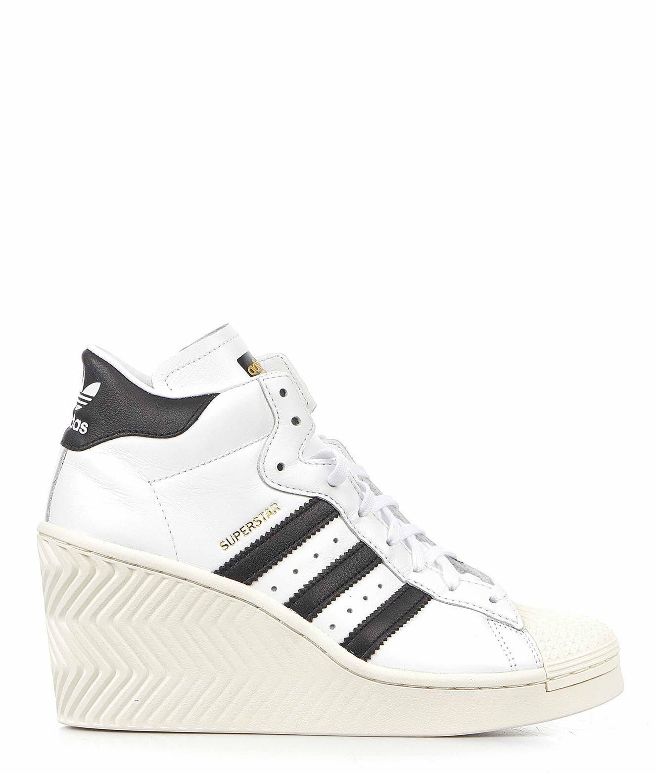 Adidas Originals ADIDAS WOMEN'S WHITE SNEAKERS