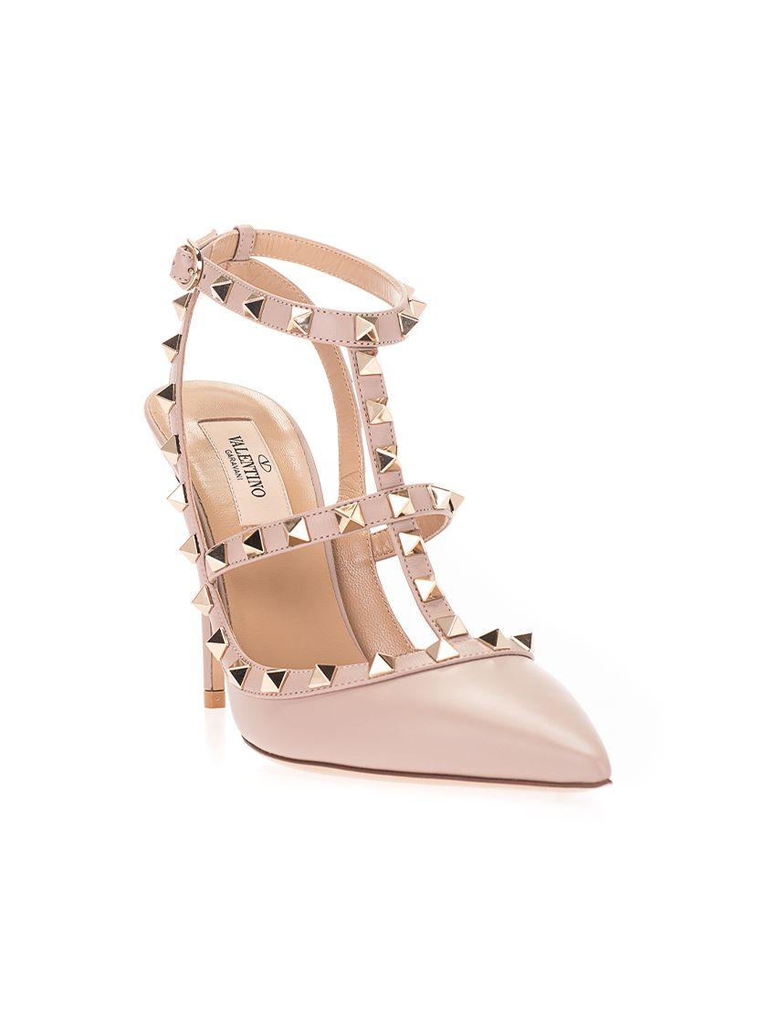 VALENTINO High heels VALENTINO GARAVANI WOMEN'S PINK OTHER MATERIALS SANDALS