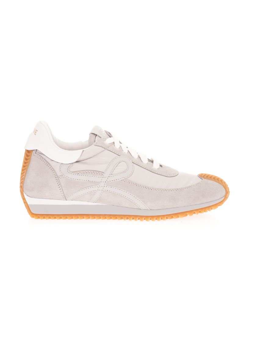 Loewe Sneakers LOEWE MEN'S GREY OTHER MATERIALS SNEAKERS