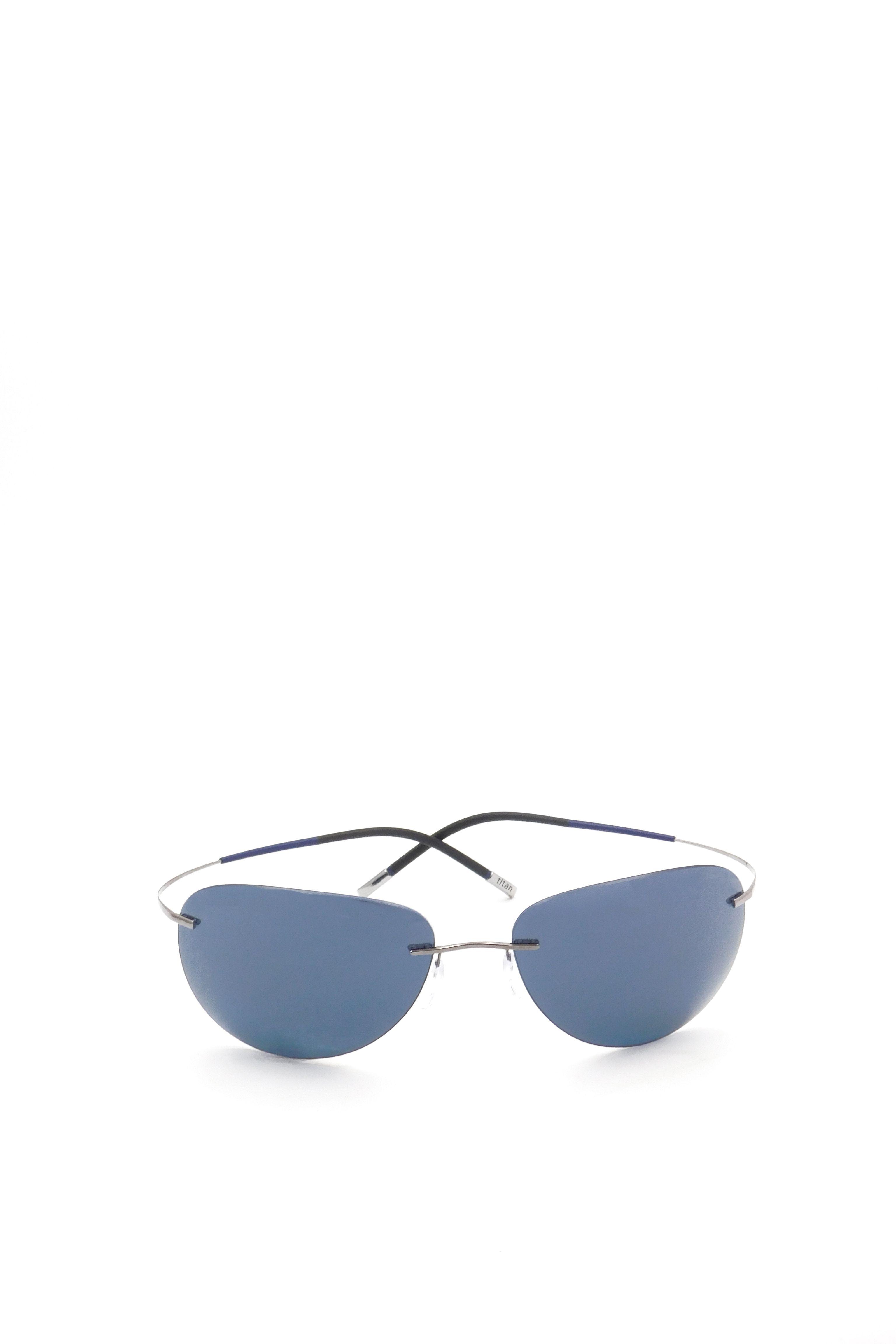 Silhouette Sunglasses SILVER METAL SUNGLASSES