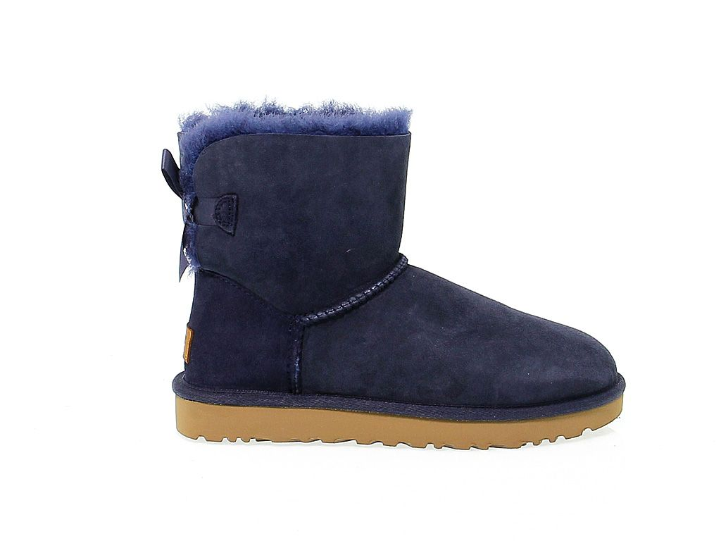 Ugg Women's Blue Other Materials Ankle Boots