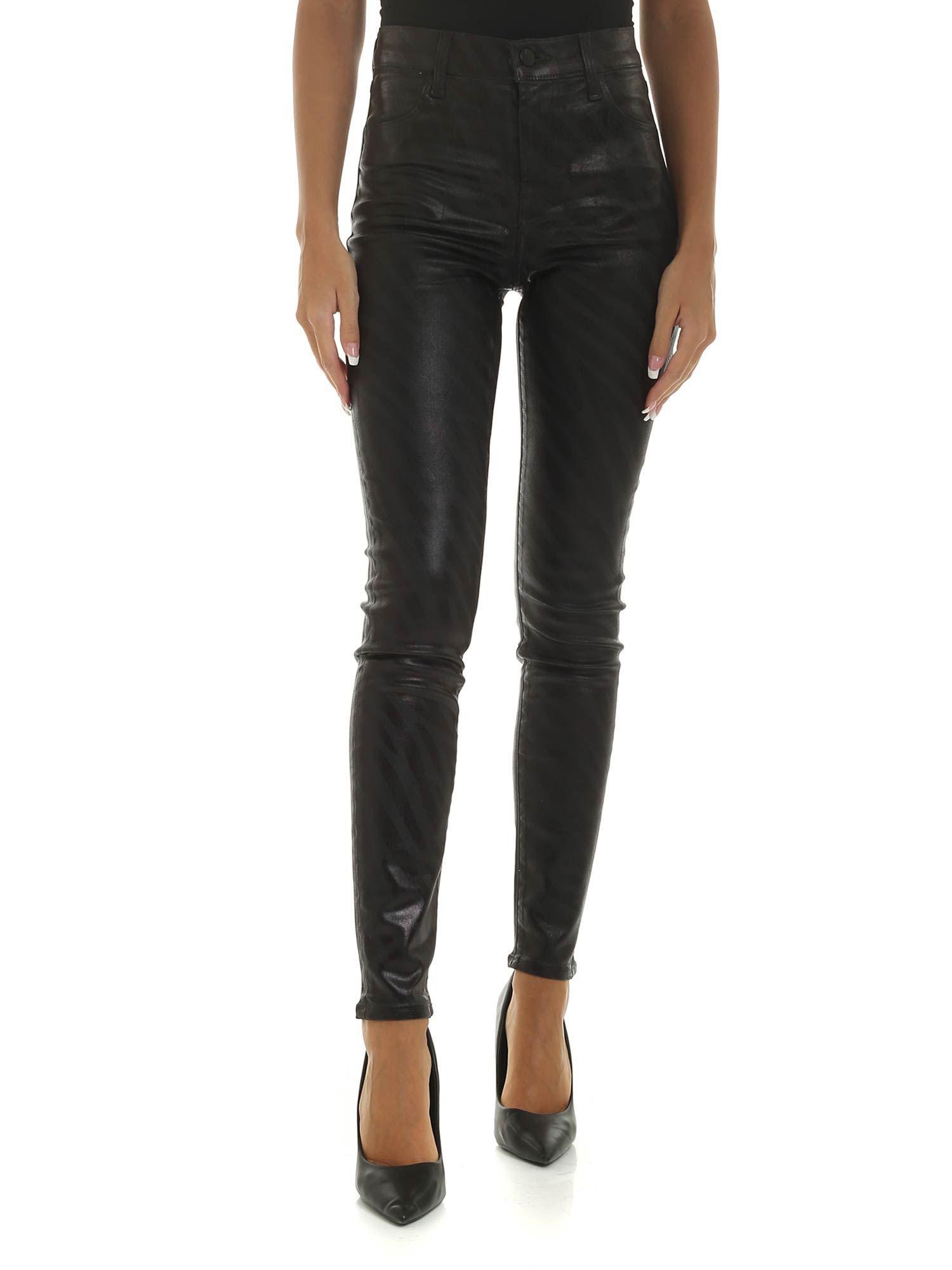 J Brand Black Cotton Jeans