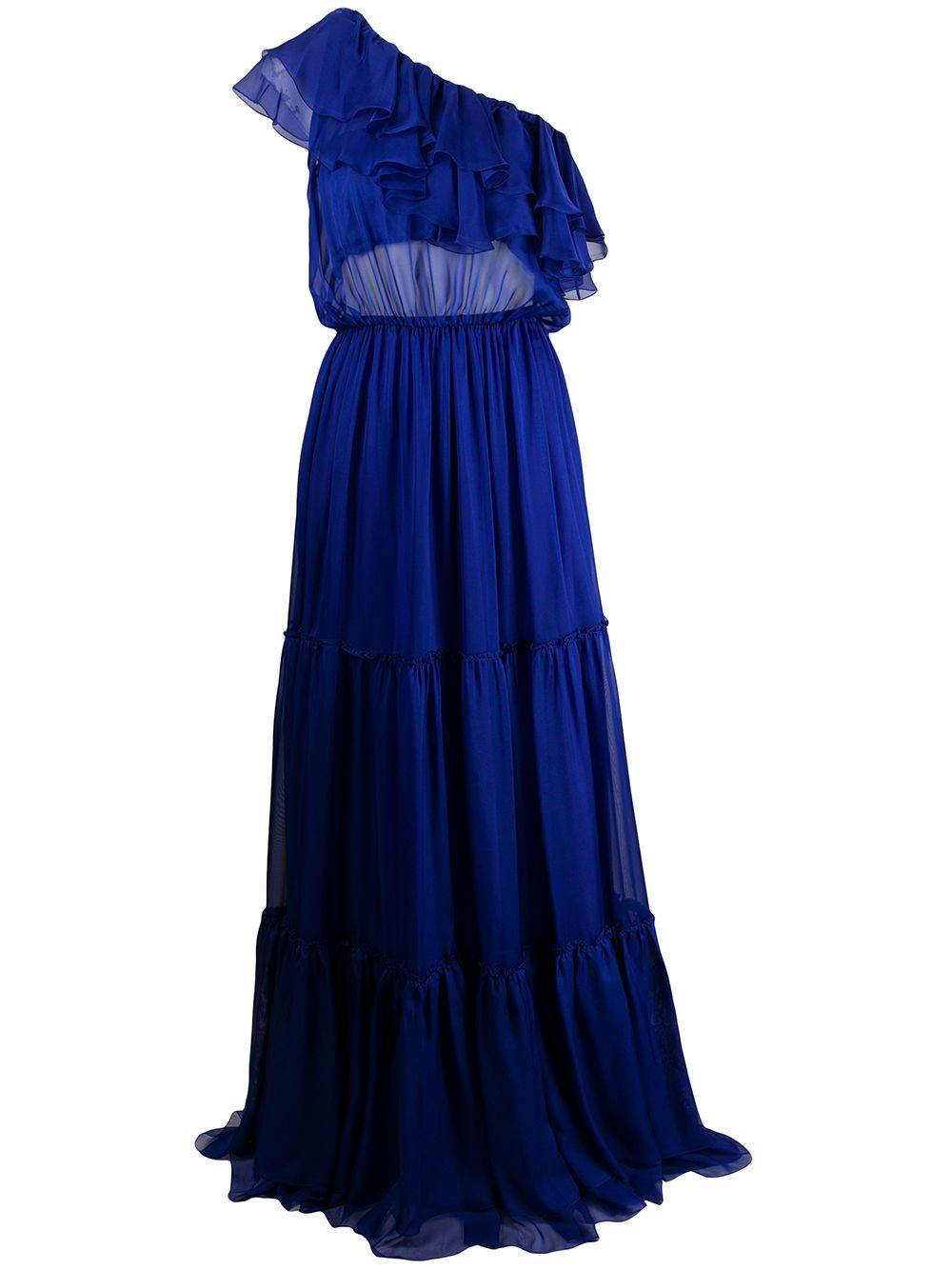 Federica Tosi BLUE SILK DRESS