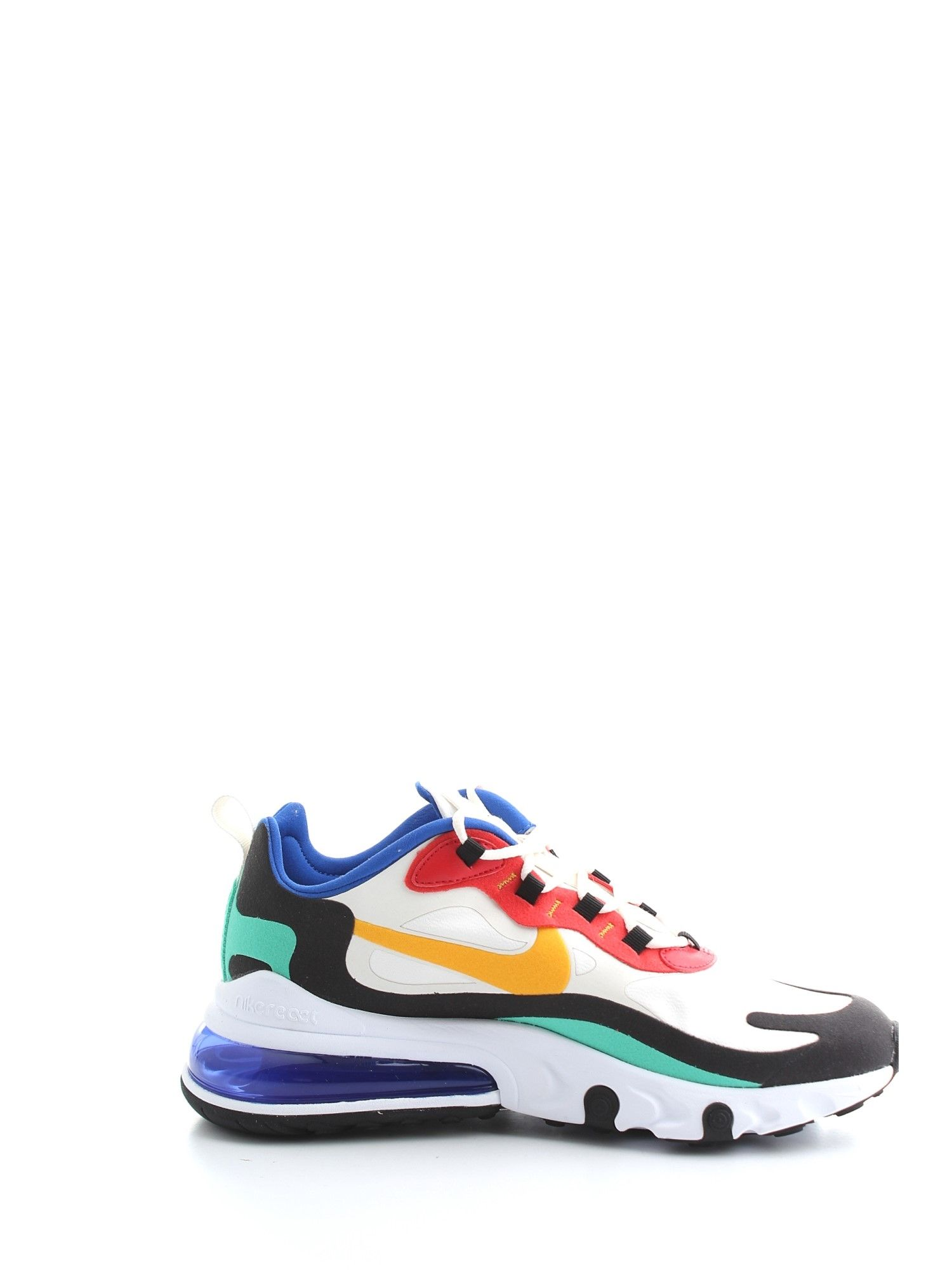Nike Multicolor Leather Sneakers   ModeSens