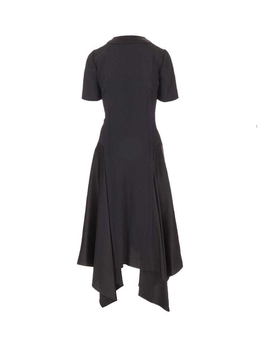 LOEWE Dresses LOEWE WOMEN'S BLACK OTHER MATERIALS DRESS