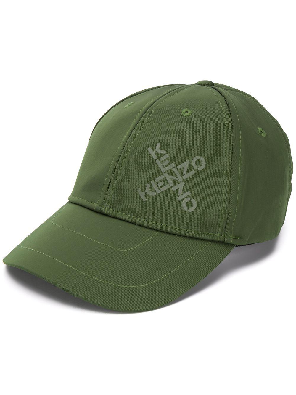 Kenzo Men's Green Polyester Hat