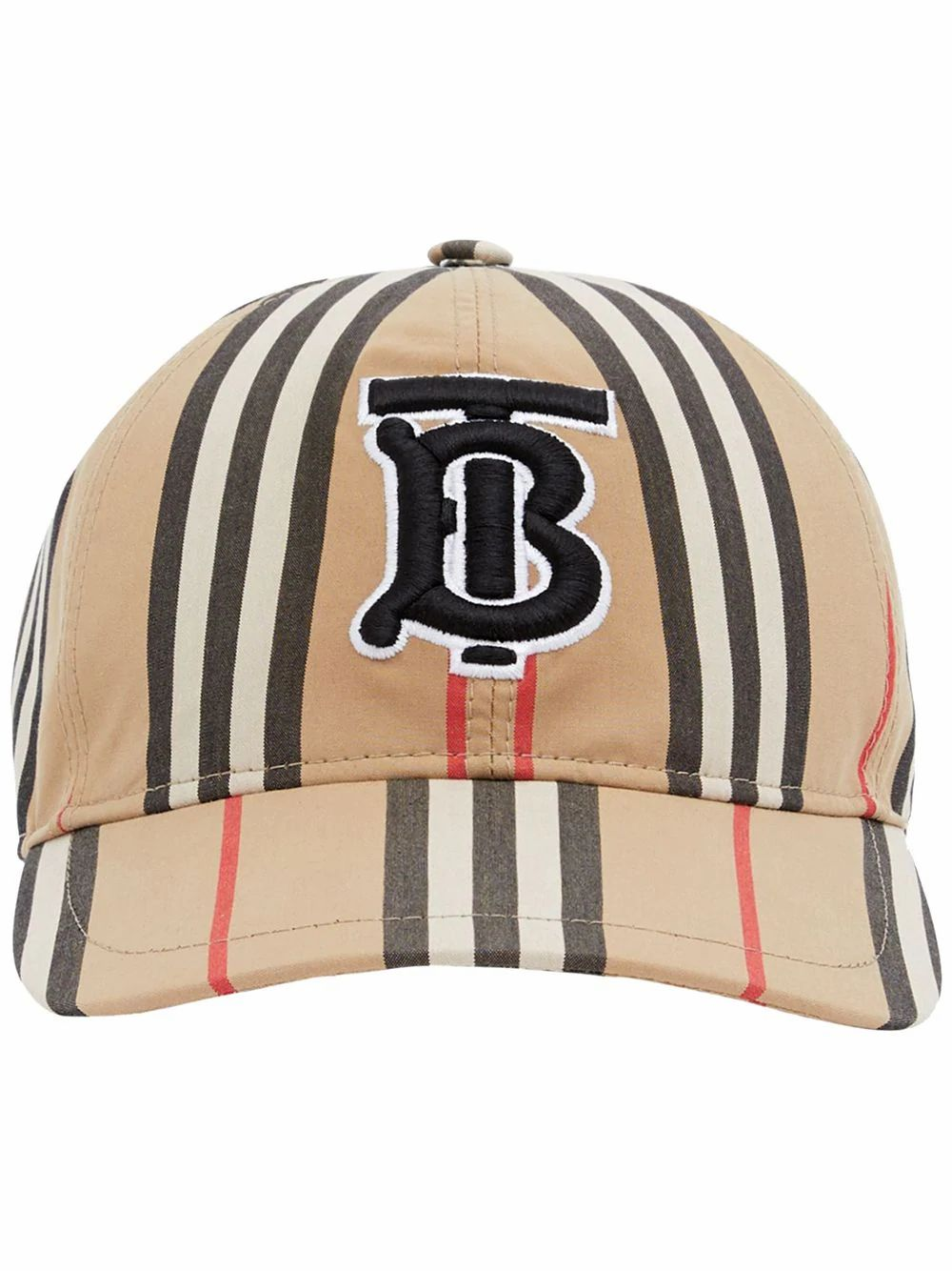 BURBERRY BURBERRY MEN'S BEIGE COTTON HAT